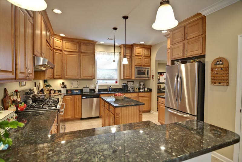 Beau Granite Countertops Detroit Michigan 8 Surface EnCounters